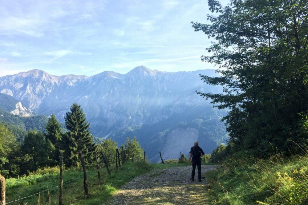 Wandelen in Triglav National Park biedt de mooiste paden en uitzichten